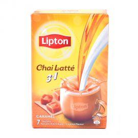 LIPTON CHAI LATTE CARAMEL EVO 7X25.8GM
