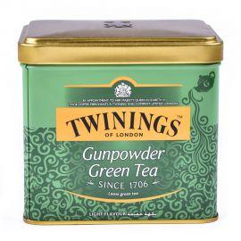 Twinings Gunpowder Green Tea Tin 200gm