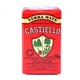 Castiello Yerba Mate Tea 250gm