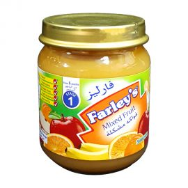 FARLEYS MIXED FRUIT 120GM