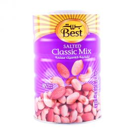 Best Mixed Nut Can 500gm