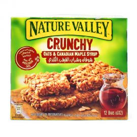 Natures valley Canadian Maple 252gm