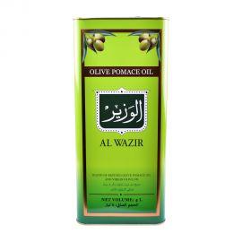 AL WAZIR EXTRA VIRGIN OLIVE OIL 4LTR