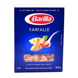 Barilla Pasta Farfalle 500gm