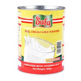 Safa Milk Powder 900gm Tin