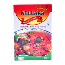 Nellara Vegetable Masala Powder 200gm
