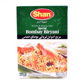 Shan Bombay Biriyani 50gm