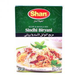 Shan Sindhi Biriyani Mix 65gm