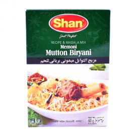 Shan Memoni Mutton Biriyani 60gm