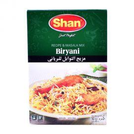 Shan Biriyani Masala Mix 50gm
