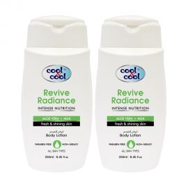 Cool N Cool Body Lotion Revive Rediance 2x250ml