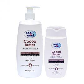 Cool N Cool Body Lotion Cocoa Btr 500ml + 250ml
