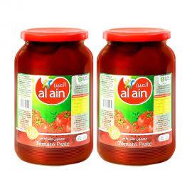Al Ain Tomato Paste 2x1100gm 35% Off