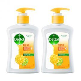 Dettol Hw Fresh 2x400ml 25% Off