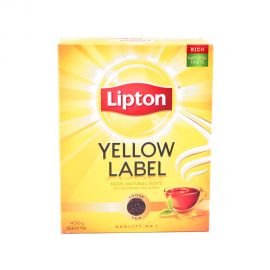 LIPTON YELLOW LABEL TEA 400GM