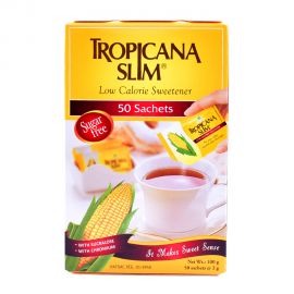 Tropicana low calorie sweetener 50's