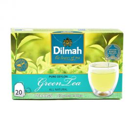 Dilmah Cylon Green Tea 20's