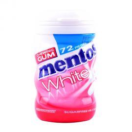 Mentos White Gum strawberry 102.96gm