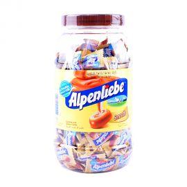 ALPENLIEBE ORGINAL CANDY 600GM JAR