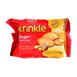 Nissin Monesco Krinkle Ginger 40Gm