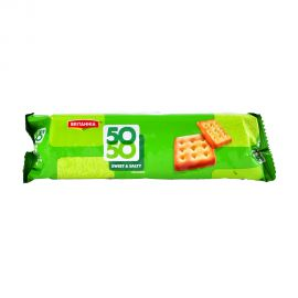 BRITANIA 50-50 BISCUIT 71GM