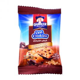 QUAKER OATS COOKIES CHOCO 9GM