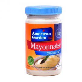 American Garden Mayonnaise Lite 8oz