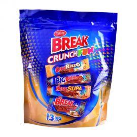 Tiffany Break Crunch Fun Pouch 390g