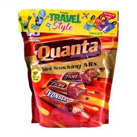 Quanta Mini Snacking Mix Pouch 384g