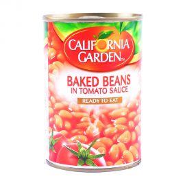 California Garden Baked Beans Tomato sauce 420gm