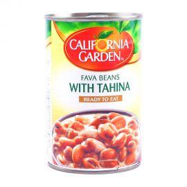 California Garden Foul With Tahina 450gm