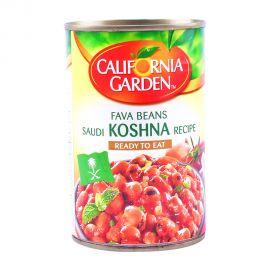 California Garden Foul Saudi Recipe 450gm