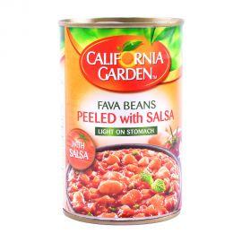 California Garden Fava Bean Peeled Salsa 450gm