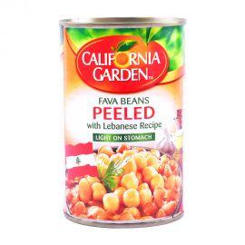 California Garden Peeled Lebanese 450gm