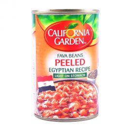California Garden Peeled Egyptian Recipe 450gm