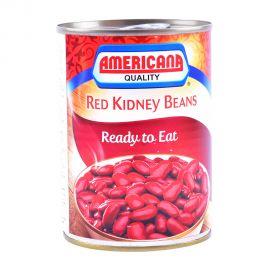 Americana Red Kidney Beans E-o-e+ 400gm