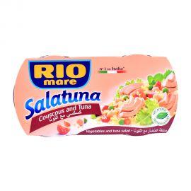Rio Mare Salatuna Cous Cous 2x160gm