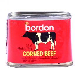 Bordon Corned Beef 198gm