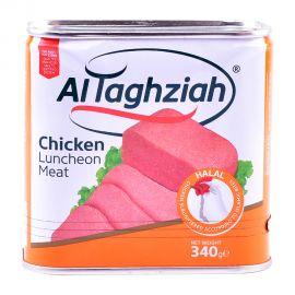 Al Taghziah Luncheon Chicken 340gm