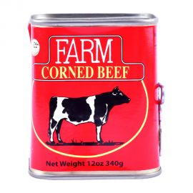 Farm Corned Beef 340gm