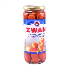Zwan Chicken Hot Dog 520gm Jar