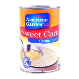 American Garden CREAM STYLE CORN 425GM
