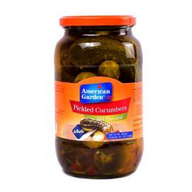American Garden Pickle Dill Whole 32oz