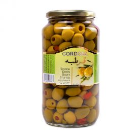 Cordoba Stuffed Green olives 575gm
