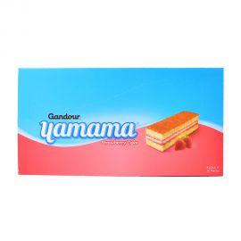 Gandour Yamama strawberry Cake 21gm