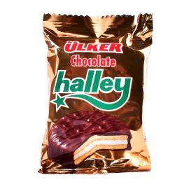 ULKER HALLEY CHOCOLATE BISCUITS 30GM