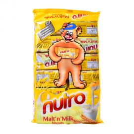 Nutro Malt N Milk Biscuit 50gm