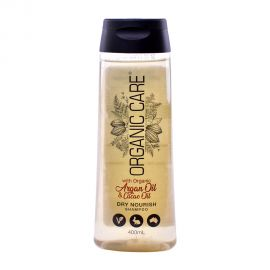 Organic Care Dry Shampoo 400ml