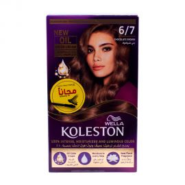 Koleston Kit assorted+MF Mascara Free