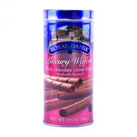 Royal Dansk Choco Wafer 100gm